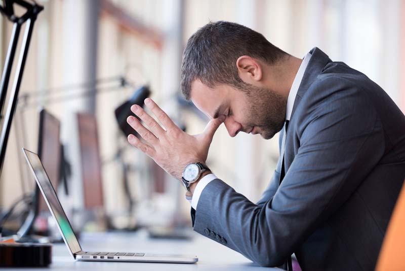 merevedési zavar stressz után