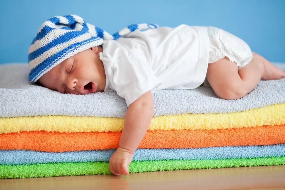 A baba fejlődése hónapról hónapra: Az újszülött fejlődése az első hónapban
