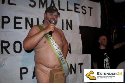 legkisebb hím pénisz