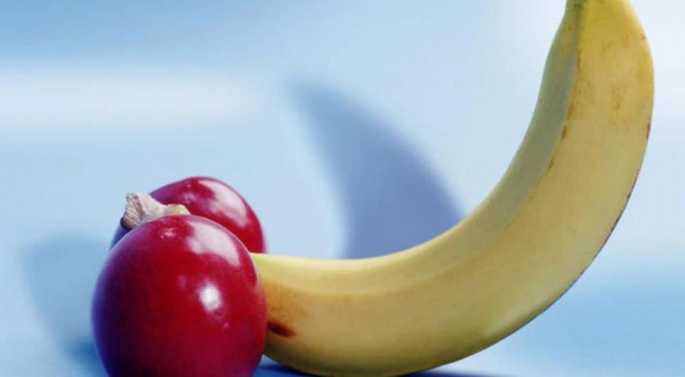 banán és erekció
