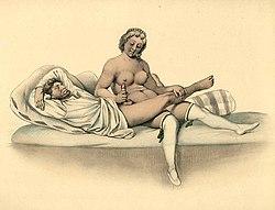 miért dörzsölik a péniszet a közösülés során