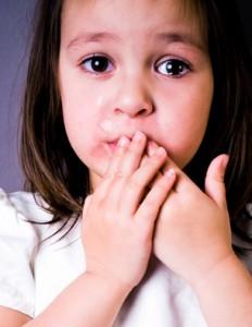 merevedés gyermekkorban
