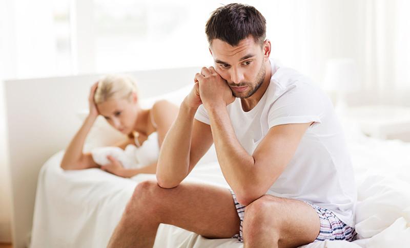 Csökkenő szexuális vágy - Komoly figyelmeztetés