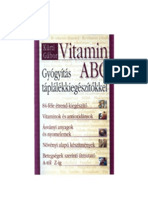milyen vitaminokra van szükség a pénisz megnagyobbodásához házi pénisz receptek