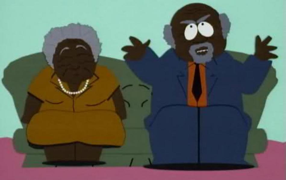South Park pufók